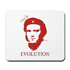 Viva Darwin Evolution! Mousepad