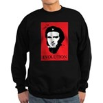 Viva Darwin Evolution! Sweatshirt (dark)