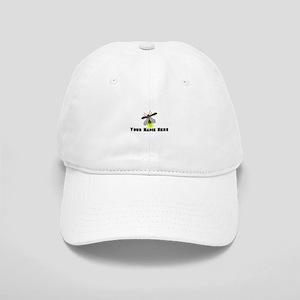 Lightning Bug Fun Baseball Cap