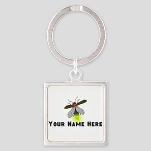 Lightning Bug Fun Keychains