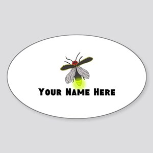 Lightning Bug Fun Sticker