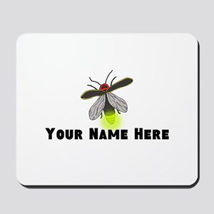 Lightning Bug Fun Mousepad