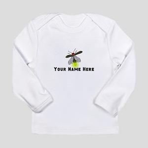 Lightning Bug Fun Long Sleeve T-Shirt