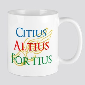 Citius Altius Fortius Mug
