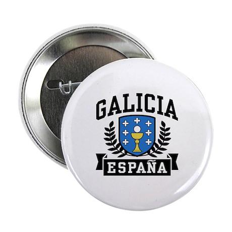 "Galicia Espana 2.25"" Button"