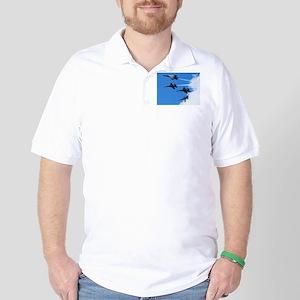 Blue Angels Golf Shirt