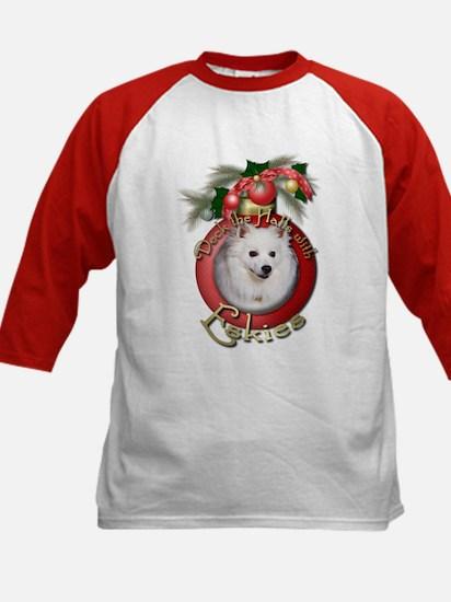 Christmas - Deck the Halls - Eskies Tee