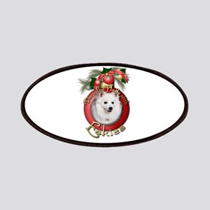 Christmas - Deck the Halls - Eskies Patches