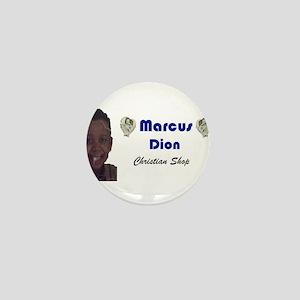 Marcus Dion Mini Button