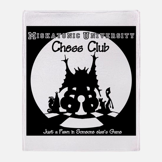 MUCC Throw Blanket