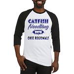 Catfish Noodling Baseball Jersey