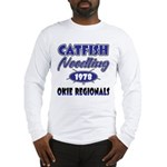 Catfish Noodling Long Sleeve T-Shirt