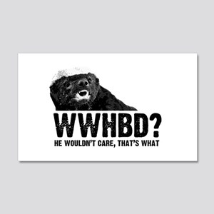 WWHBD 20x12 Wall Decal