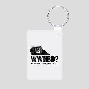 WWHBD Aluminum Photo Keychain
