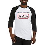 Still AAA Baseball Jersey