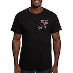 Greater Swiss Men's Fitted T-Shirt (dark)