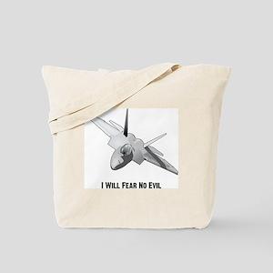 Fear No Evil Tote Bag