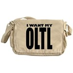 IWantMyOLTL Messenger Bag