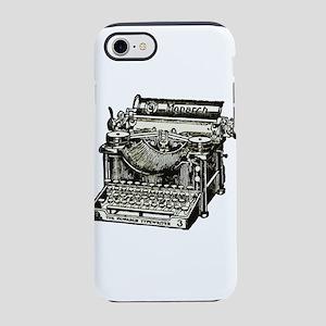 Vintage Monarch Typewriter iPhone 7 Tough Case