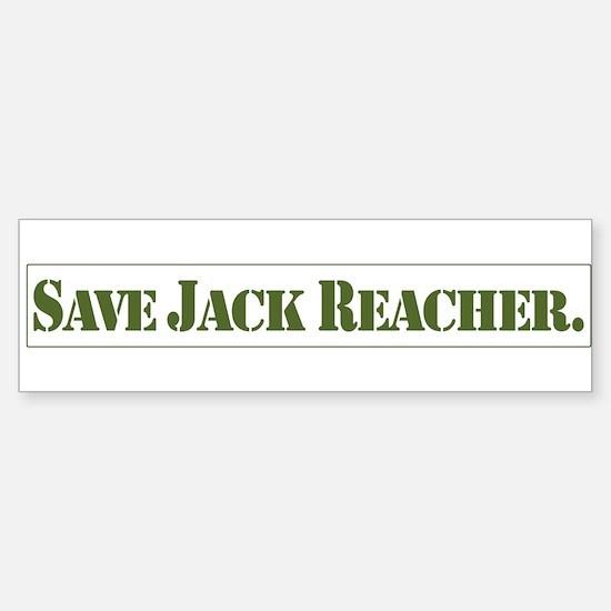 save jack bumper sticker Bumper Bumper Bumper Sticker