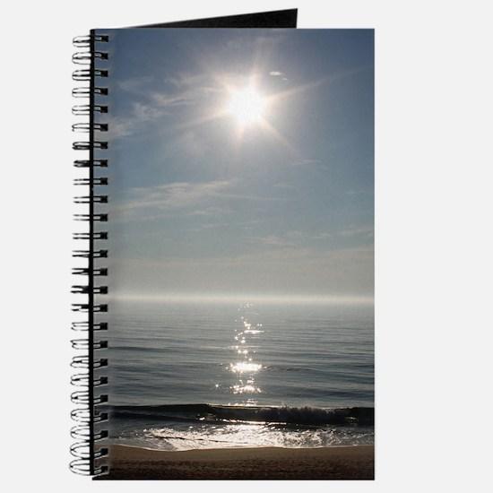 Beach Sunrise Journal