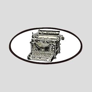 Vintage Monarch Typewriter Patch