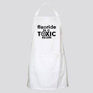 Fluoride is a Toxic Scam Apron