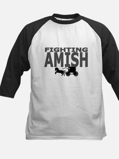Amish Kids Baseball Jersey