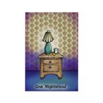 One Nightstand Magnets