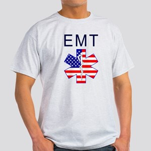 EMT U.S. Star Of Life Light T-Shirt