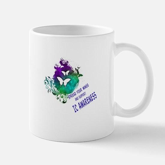 Unique Interstitial cystitis Mug