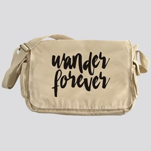 Wander Forever Messenger Bag
