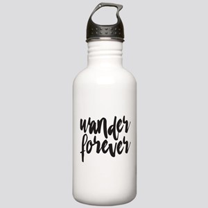 Wander Forever Stainless Water Bottle 1.0L