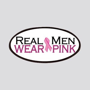 Real Men Wear Pink Patches
