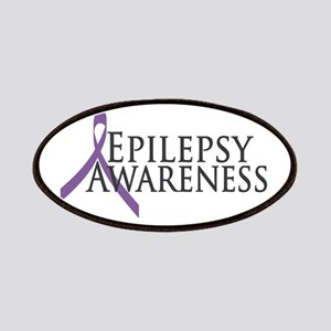 Epilepsy Awareness Ribbon Patches