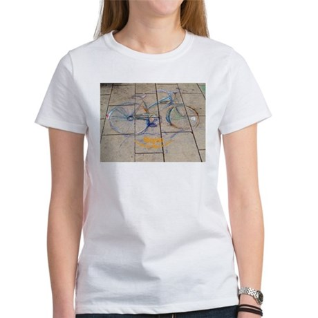 Bicycle Women's T-Shirt