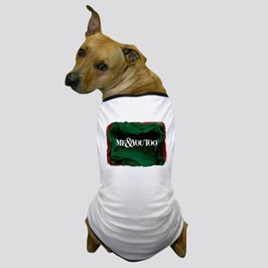 Holiday Wrap Dog T-Shirt