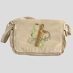 Soprano Saxophone Messenger Bag