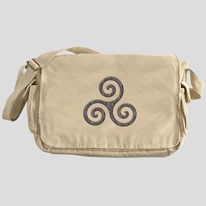 Triskele Messenger Bag