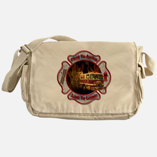 FireFighter Messenger Bag
