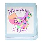 Maogang China baby blanket
