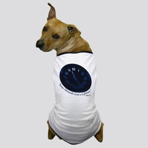 Ticking Clock Dog T-Shirt