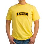 Sniper Yellow T-Shirt