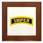 Sniper Framed Tile
