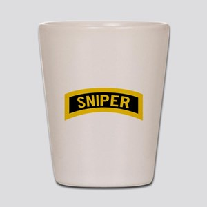 Sniper Shot Glass