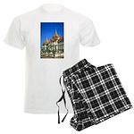 The Grand Palace #2 Men's Light Pajamas