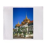 The Grand Palace #2 Throw Blanket