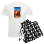 Bryce Hoodoos Men's Light Pajamas