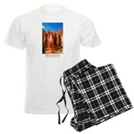 Bryce Hoodoos Men's Light Pajamas