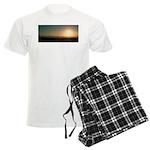 Mojave Sunset Men's Light Pajamas